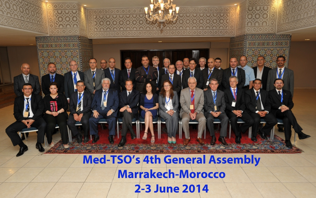 General Assembly in Marrakesh, June 2nd-3rd, 2014
