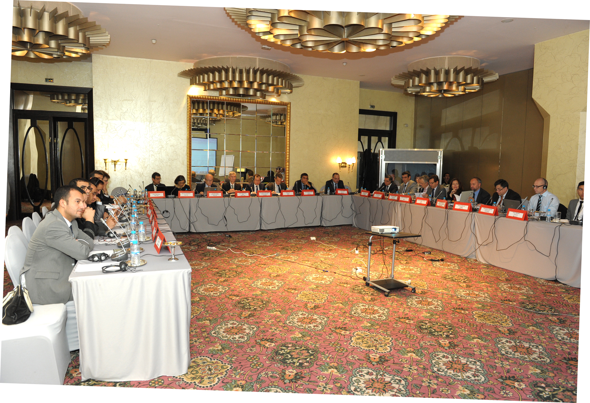 General Assembly in Casablanca, December, 17th 2015