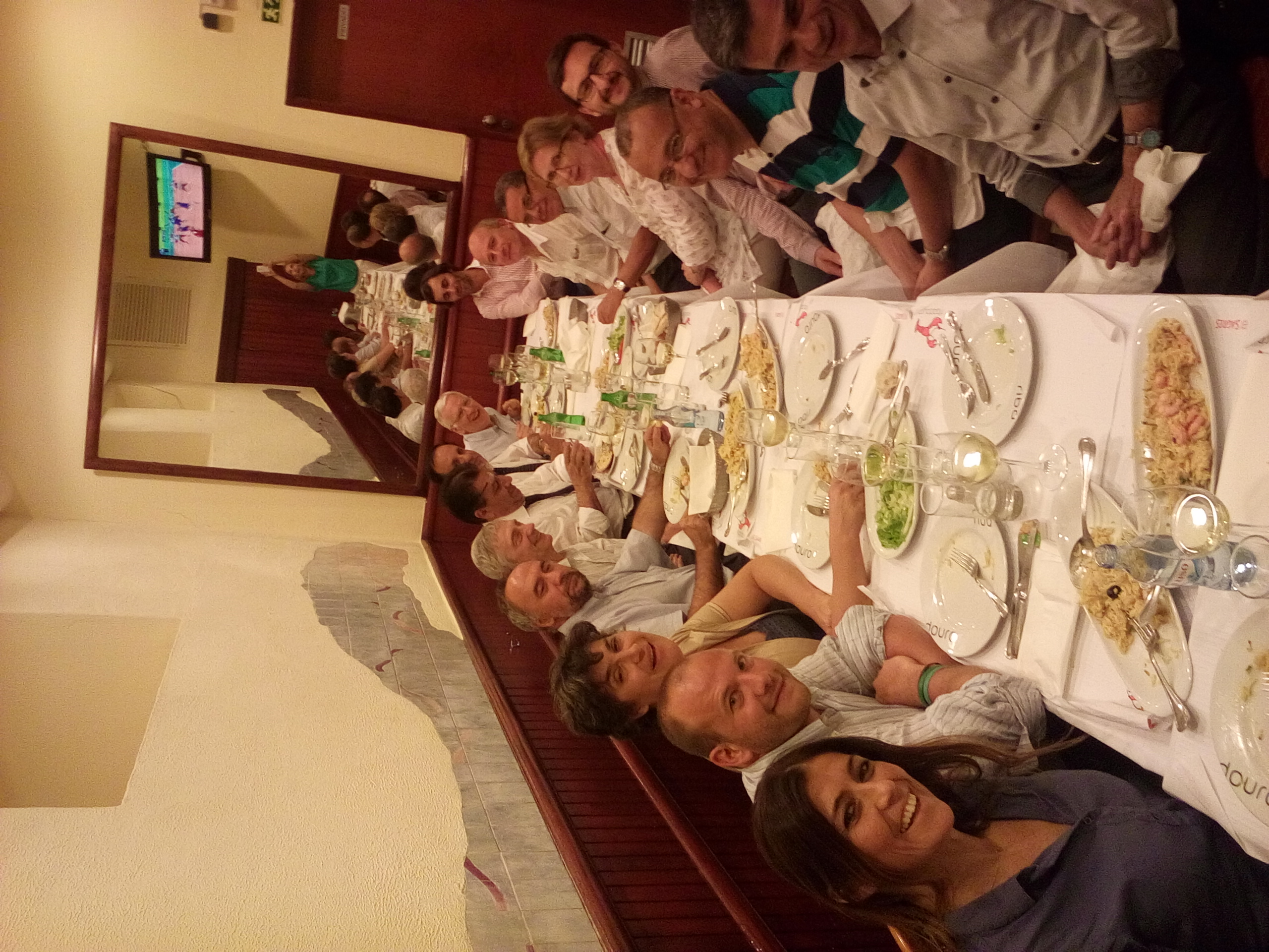 OACC meeting in Lisbon, Welcome Dinner, July 11th, 2016