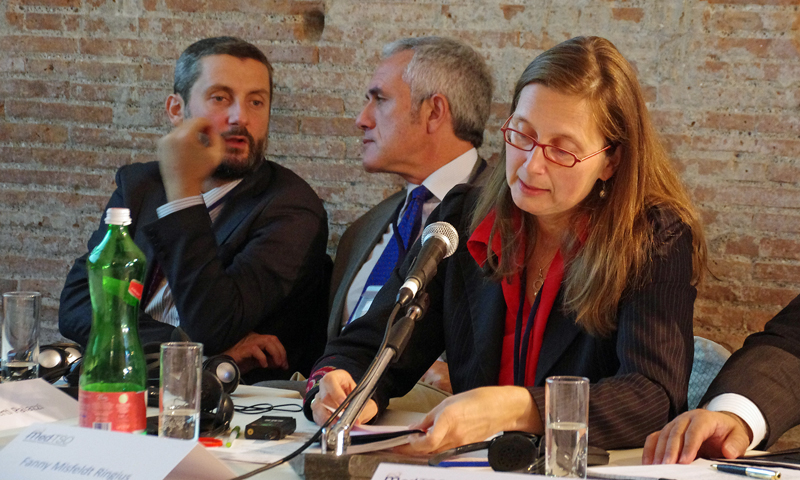 General Assembly in Rome, November 18th, 2014 - World Bank speaking