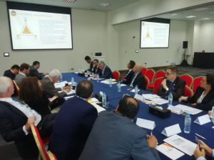 Pathways to Regional Energy Transition in the Mediterranean Area