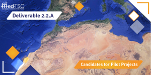 Med-TSO defines potential candidate pilot zones under the Mediterranean Project 2